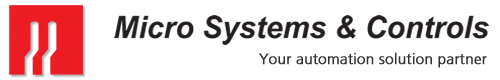 Micro Systems & Controls Logo